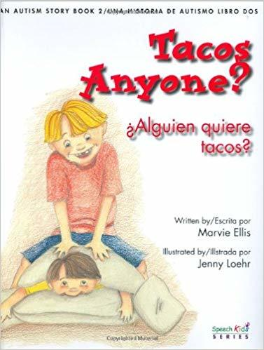 Tacos Anyone? An Autism Story book