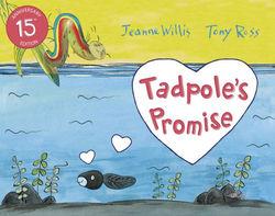Tadpole's Promise book