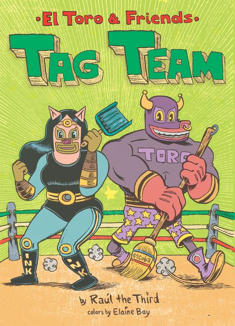Tag Team book