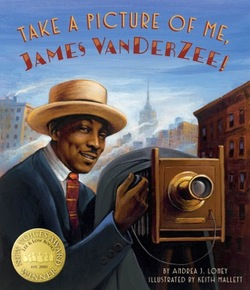 Take a Picture of Me, James Van Der Zee! book
