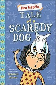 Tale of a Scaredy-Dog book