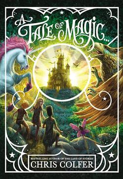 Tale of Magic... book
