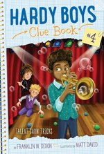 Talent Show Tricks book