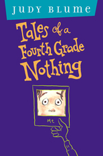 Tales of a Fourth Grade Nothing book