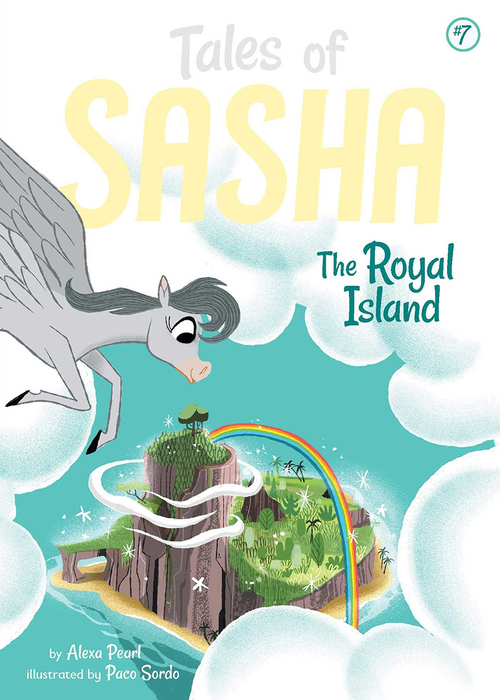 Tales of Sasha 7: The Royal Island book