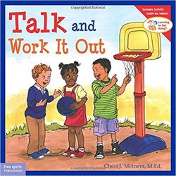 Talk and Work It Out book