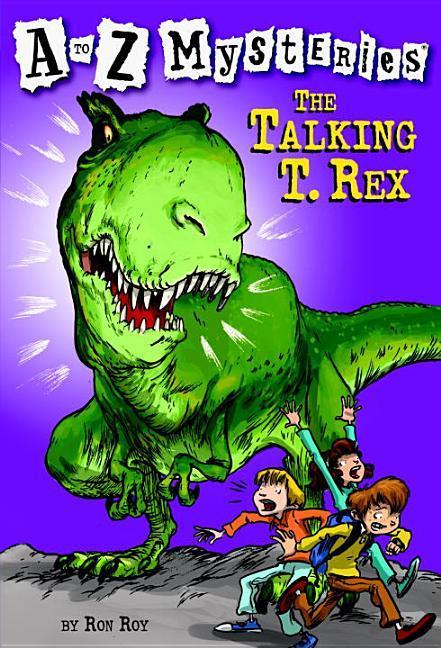Talking T. Rex book