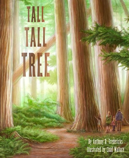 Tall Tall Tree book