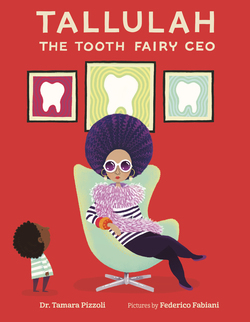 Tallulah the Tooth Fairy CEO book
