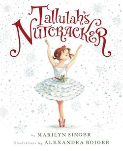 Tallulah's Nutcracker book