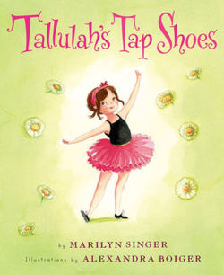 Tallulah's Tap Shoes book
