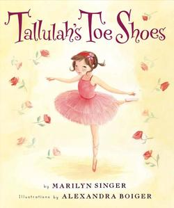 Tallulah's Toe Shoes book