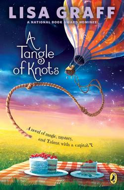 Tangle of Knots book
