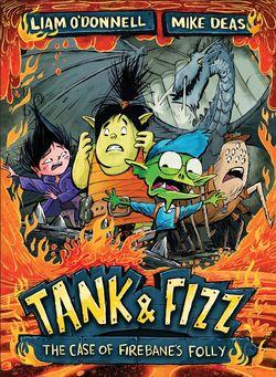 Tank & Fizz Book