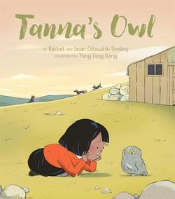 Tanna's Owl book