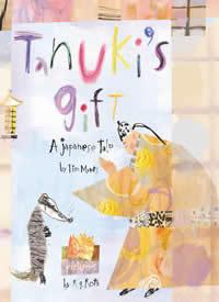 Tanuki's Gift book