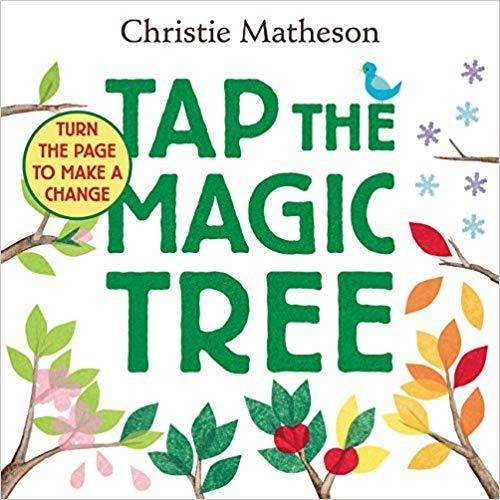 Tap the Magic Tree book