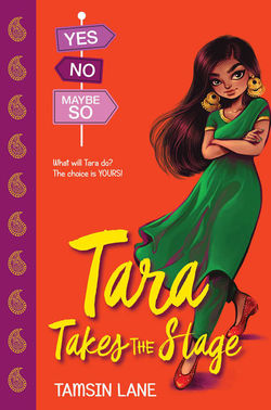 Tara Takes the Stage book
