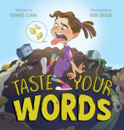 Taste Your Words book