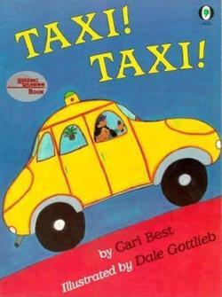 Taxi! Taxi! book