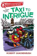 Taxi to Intrigue book