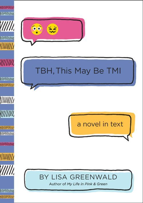TBH #2: TBH, This May Be TMI book