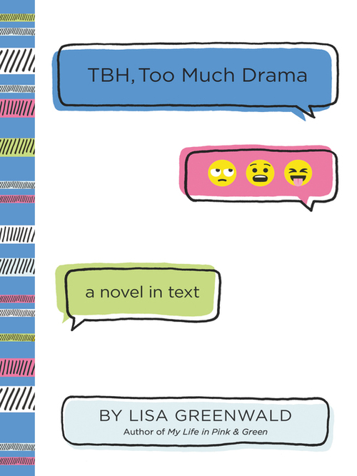 TBH #3: TBH, Too Much Drama Book
