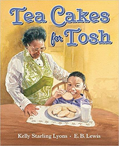 Tea Cakes for Tosh book