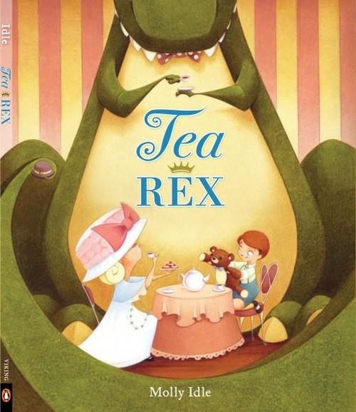 Tea Rex book