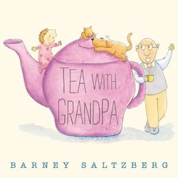Tea with Grandpa book