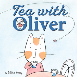 Tea with Oliver book