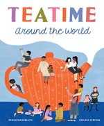 Teatime Around the World book