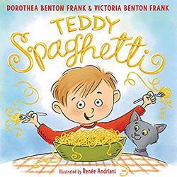 Teddy Spaghetti book