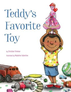 Teddy's Favorite Toy Book