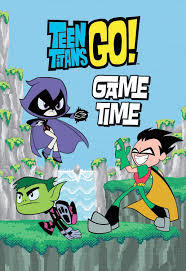 Teen Titans Go! (TM): Game Time book