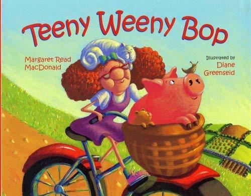 Teeny Weeny Bop book