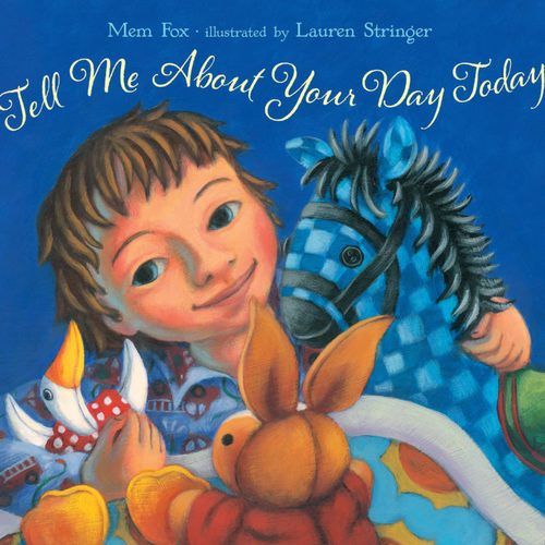 Tell Me About Your Day Today book