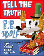 Tell the Truth, B.B. Wolf book
