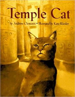 temple cat book