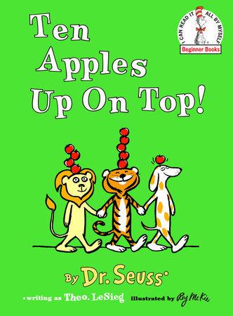 Ten Apples Up on Top! book