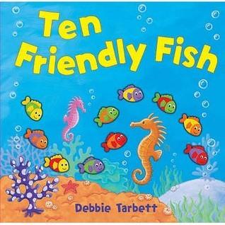 Ten Friendly Fish book