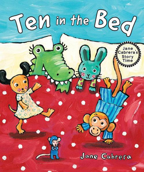 Ten in the Bed book