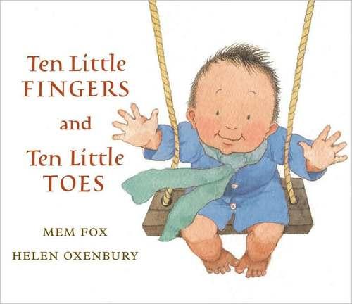 Ten Little Fingers and Ten Little Toes book