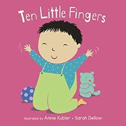 Ten Little Fingers book