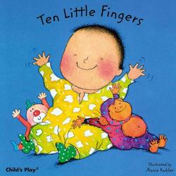 Ten Little Fingers book