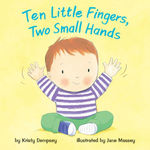 Ten Little Fingers, Two Small Hands book