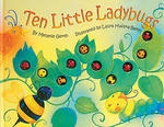 Ten Little Ladybugs Storybook book