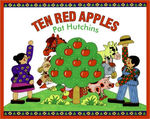 Ten Red Apples book