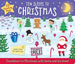 Ten Sleeps to Christmas book