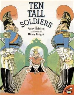 Ten Tall Soldiers book